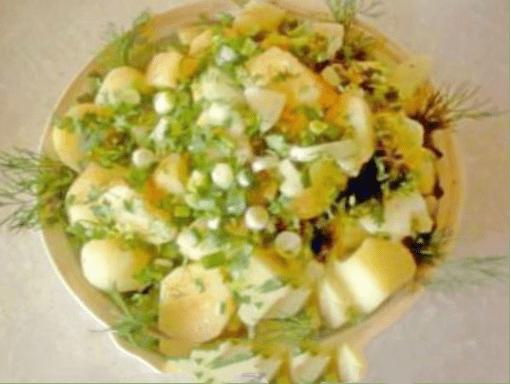 10 картофельных рецептов