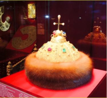 Салат «Шапка Мономаха»