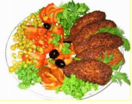 Колбаски домашние