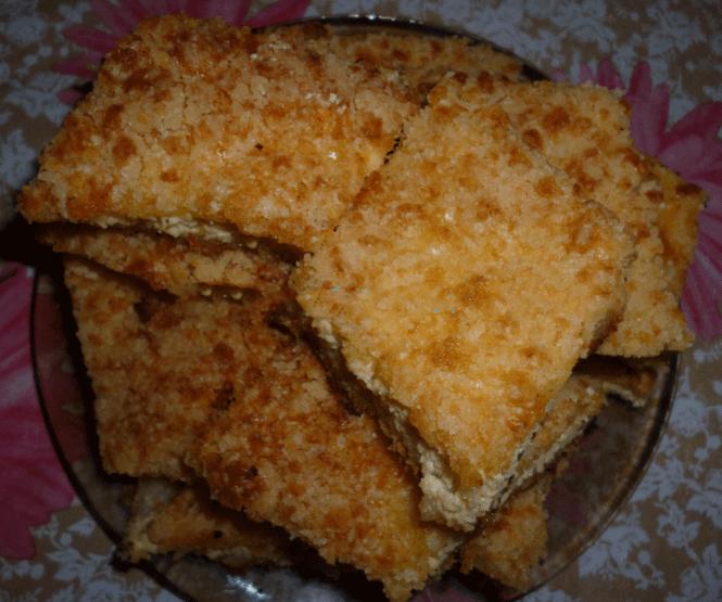 Пирог творожный «Королевская ватрушка»