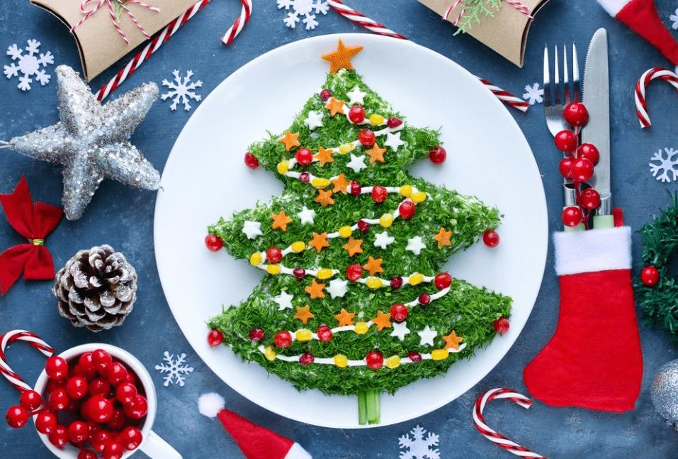 Рецепты салатов без майонеза на Новый год!