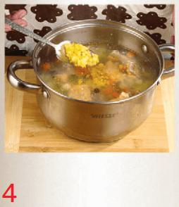 Суп картофельный из горбуши